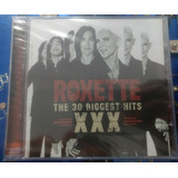 Cd Roxette The 30 Biggest Hits  duplo
