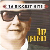 Cd Roy Orbison   16 Biggest Hits   Novo