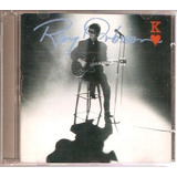 Cd Roy Orbison   King Of Hearts   Novo
