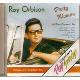 Cd Roy Orbison   Pretty Woman   Novo