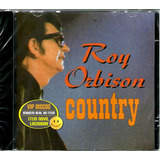 Cd Roy Orbison Country   Raro