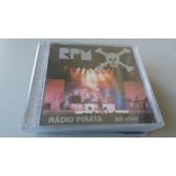 Cd Rpm    Rádio Pirata Ao Vivo    Lacrado