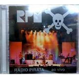Cd Rpm   Radio Pirata   Ao Vivo   Lacrado Novo