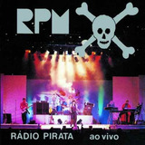 Cd Rpm   Rádio Pirata Ao Vivo