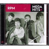 Cd Rpm Mega Hits Novo Lacrado Original