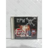 Cd Rpm Rádio Pirata Ao Vivo Original