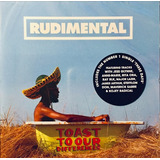 Cd Rudimental   Toast To Our Differences