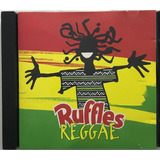 Cd Ruffles Reggae Ziggy Marley O Rappa   A9