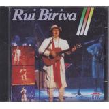 Cd Rui Biriva   1990   Lacrado De Fábrica