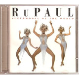 Cd Rupaul   Supermodel Of The World   Novo