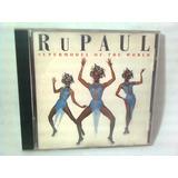 Cd Rupaul   Supermodel Of The World 1993