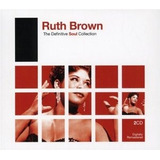 Cd Ruth Brown Definitive Soul Collection 2cds
