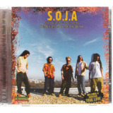 Cd S o j a Solders Of Jah Army Peace In A Time Of War  40