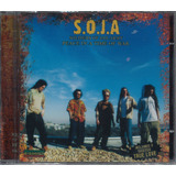 Cd S o j a Soldiers Of Jah Army Peace In A Time Of War