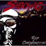 Cd Sabotage   Rap É Compromisso