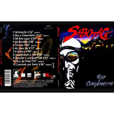 Cd Sabotage Rap É  Compromisso Novo Lacrado