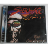 Cd Sabotage Rap É Compromisso Original E Lacrado