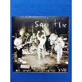 Cd Saci Tric Ao Vivo No Theatro Xviii Rock Nacional Original