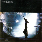 Cd Sade   Lovers Live
