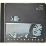 Cd Sade Diamond Life 1985 1ª Ed Microservice   B7