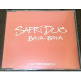Cd Safri Duo ¿ Baya baya