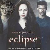 Cd Saga Crepusculo Eclipse   D1
