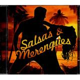 Cd Salsas E Merengues