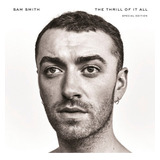 Cd Sam Smith   The Thrill Of It All   Special Edition
