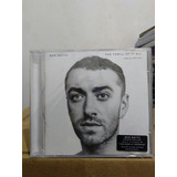 Cd Sam Smith  The Thrill Of It All  Special Edition  Lacrado
