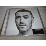 Cd Sam Smith The Thrill Of It All 2017 Br Lacrado