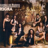Cd Samba De Rainha   Contrariando A Regra