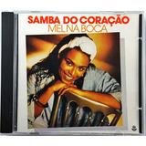 Cd Samba Do Coração   Mel Na Boca   Da