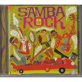 Cd Samba Rock   Bebeto Simonal Noriel Vilela Luis Wagner