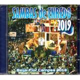 Cd Sambas De Enredo 2019   Rio De Janeiro