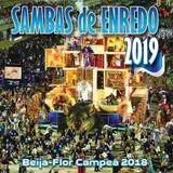 Cd Sambas De Enredo 2019 Rj   Pronta Entrega
