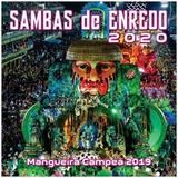 Cd Sambas De Enredo 2020 Rj Série A   Pronta Entrega