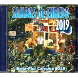 Cd Sambas De Enredo Do Rio De Janeiro   Do Carnaval 2019