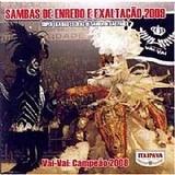 Cd Sambas De Enredo E Exaltaçao 2009   Vai vai Campeao 2008