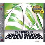 Cd Sambas Do Império Serrano   Novo Lacrado