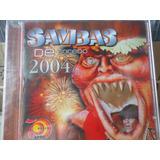 Cd Sambas Enredo Grupo Acesso Rj 2004 Aescrj 70 Anos Lacrado