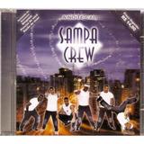 Cd Sampa Crew   A Noite Cai