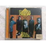 Cd Sampa Crew   Soul Brasil   1996 Original