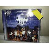 Cd Sampa Crew A Noite Cai  Funk