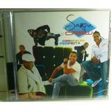 Cd Sampa Crew Combinação Perfeita Funk Hop Black Dance Pop