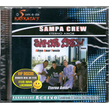 Cd Sampa Crew Eterno Amor   Raro