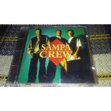 Cd Sampa Crew Verdadeira Paixão Frete Gratis Usado Raro