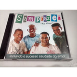 Cd Samprazer Ao Vivo 2007
