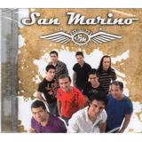 Cd San Marino Simples Mas Autêntico Original Lacrado
