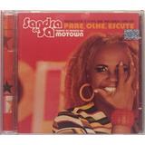 Cd Sandra De Sá   Pare Olhe Escute   Sucessos Da Motown