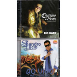 Cd Sandro Lucio Vivo Em Mato Grosso Cristiano Neves No Baby